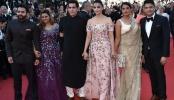 Bold lips-flowy gowns- Aishwarya Rai Sonam Kapoor's looks at Cannes 2016 are stunning